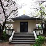 2016/4/3 桜 (納骨堂)